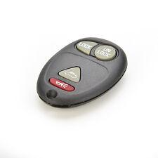 4-BTS Remote Key Fob Shell Case For Buick Rendezvous Century Pontiac Aztek SPUS