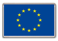 EUROPEAN UNION EU FLAG FRIDGE MAGNET NEW