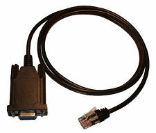 Kenwood KPG-4 Replacement RIB-Less RS-232  Cable