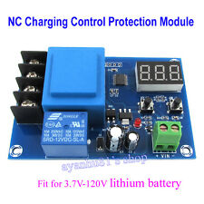 NC 3.7-120V 12V Lithium Battery Charger Control Switch Charging Protection Board
