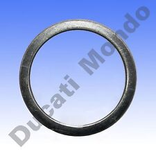 Athena exhaust gasket for Cagiva Gran Canyon 900 97-00 flange seal 98 99