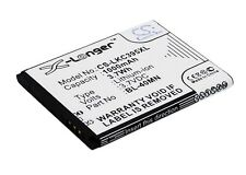 Battery for LG BL-40MN EAC61700902 Xpression C395 C395C 1000mAh 4894128099246