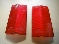 Fiat 124 sedan brake light lens ( 2 ) by CATALUX 124/b
