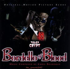 Tales From The Crypt Presents: Bordello Of Blood [1996] | Chris Boardman | CD