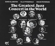 The Greatest Jazz Concert in the World by Duke Ellington/Jazz at the...