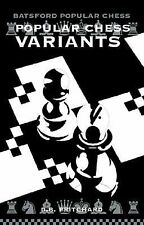 Popular Chess Variants by D. B. Pritchard (2003, Paperback)