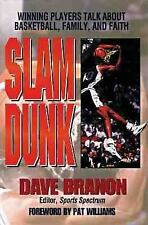 Slam Dunk/Winning Players Talk About Basketball, Family, and Faith Paperback L..