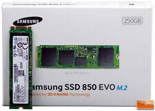 Samsung SSD 850 EVO 250 GB m.2 SATA Internal SSD MZ-N5E250BW SAMSUNG INDIA wrnty