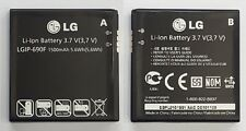 LG E900 OPTIMUS 7 BATTERIA LGIP-690F ORIGINALE