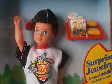 NRFB Factory Sealed Todd Happy Meal Doll Stacie's Brother HTF Clean Nice