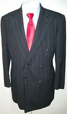 POLO By Ralph Lauren Men's Double Breasted Dual Vent Blazer Sport Coat 41L
