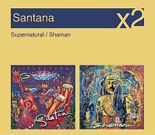 Supernatural/Shaman Santana MUSIC CD