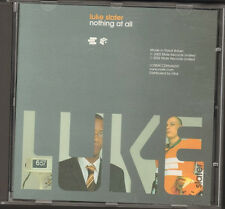 LUKE SLATER 3 track NEW CD SINGLE Nothing At All 2002 MUTE