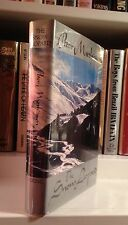 "PETER MATTHIESSEN ""The Snow Leopard"" RARE SIGNED 1st Edition NATIONAL BOOK AWARD"