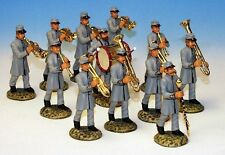 FRONTLINE FIGURES CIVIL WAR CONFEDERATE BRASS BAND