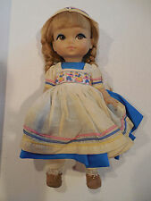 """Vintage 1965 Toy Doll """"Joy in Holland by Miss Rose for Royal"""" Complete Collectib"""