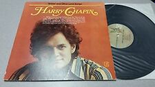 HARRY CHAPIN - SNIPER AND OTHER LOVE SONGS - EKS-75042, ROCK, VINYL RECORD