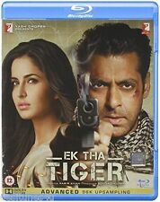 EK THA TIGER - OFFICIAL BOLLYWOOD 2 DISC BLU RAY HD - FREE POST