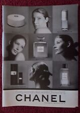 1970 Print Ad Chanel No 5 Perfume Fragrance ~ Every Woman Alive Loves It