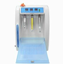 Dental Automatic Cleaning Lubrication System Handpiece Kit Tool Device 110v