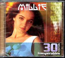 """MUSIC OF PUERTO RICO - Millie  """"30 Exitos Insuperables"""" * NEW Sealed CD"""