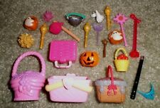 BARBIE DOLL CLOTHES ACCESS - ASSORTED KELLY & TOMMY COSTUME ACCESSORIES
