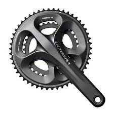 Guarnitura Shimano Ultegra FC-6750 10 v 50-34 170-172.5 nuova bike Crankset new