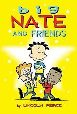 Big Nate #3: Big Nate and Friends by Lincoln Peirce c2011 VGC Paperback