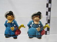 Lucky Luke  Schleich 1984:  2 Varianten  Ma Dalton   60300