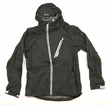 Oakley PRIME 2.0 P.E. Mens Zipper Front Lightweight Jacket Large Shadow NEW