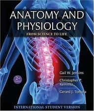 Anatomy and Physiology: v. 1 & 2: From Science to Life-ExLibrary