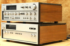 SONY TAE  8450 AND TAN 8250 LEGEND PREAMPLIFIER AND  POWER AMPLIFIER