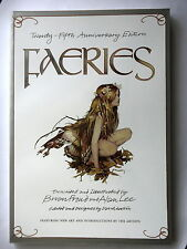 FAERIES PAR BRIAN FROUD ET ALAN LEE - NEUF