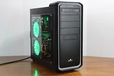 Custom EVGA Gaming Desktop PC Intel Core i7 Quad 6 GB 1 TB Nvidia GTX470 Wifi