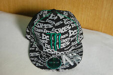 GORRA DC SHOES KEN BLOCK 43 MONSTER SKATE RALLY CAP TALLAS 56  57 58 59  CM
