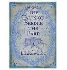 The Tales of Beedle the Bard, by J. K. Rowling (Hardback, 2008) Standard Edition