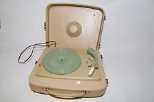 PHILIPS NG 1362/95c Vinyl Röhren Plattenspieler in Hutschachtel Phonokoffer 1362