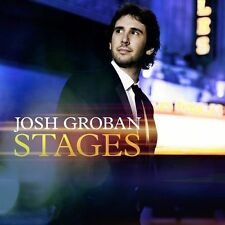 JOSH GROBAN STAGES BRAND NEW SEALED CD 2015