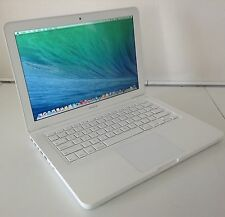 "Apple MacBook 13"" Unibody Laptop 2.26 GHz C2D 2GB RAM 250GB HDD MC207LL/A B-Grd"