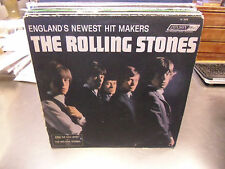 Rolling Stones England's Newest Hitmakers LP 1964 MONO UNBOXED Logo with INSERT