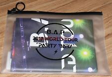 B.A.P BAP 2017 WORLD TOUR PARTY BABY! OFFICIAL GOODS SLOGAN TOWEL NEW