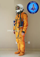 SPACESUIT FLIGHT HELMET AIRTIGHT ASTRONAUT TK-4B FLYING SUIT FREE SHIPPING