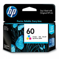 Brand New 2016 GENUINE HP 60 Color Ink Deskjet F4450, F4480, F4500, F4580