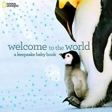 "Welcome to the World: Keepsake Baby Book: Marfe Ferg.Delano. (NG) ""BRAND NEW HC"""