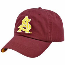 Arizona State Sun Devils Adjustable Cap Slouch Hat NCAA Headwear