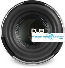 "DUB MAG AUDIO DUB-8 BY AUDIOBAHN 8"" DUB SERIES 600 WATTS CAR AUDIO SUBWOOFER"
