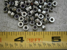 ESNA 79-1660-26 Locking Hex Nuts .8060 Thread Stainless Steel Lot of 50 #5633
