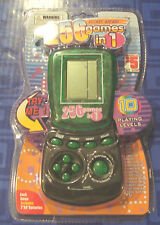 256 Games In 1 Arcade  Electronic Handheld Travel Game New In The Package