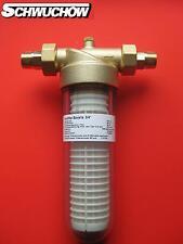 """Bavaria Feinfilter Wasserfilter 3/4"""" neu Wasser Filter Universal"""
