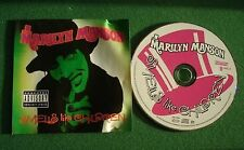 Marilyn Manson Smells Like Children inc I Put A Spell On You + CD